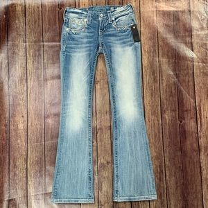 NWT Miss Me Signature Bootcut Jeans